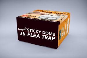 aspectek flea trap packaging