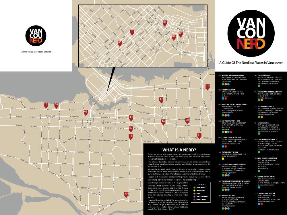 VancouNERD Map Back
